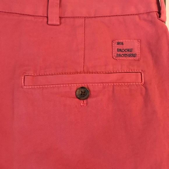 dced6dd970 Brooks Brothers Shorts | Bermuda Garment Dyed Coll | Poshmark
